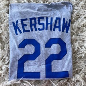 XL New LA Dodgers Kershaw Tee